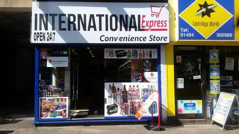 International express convenience store